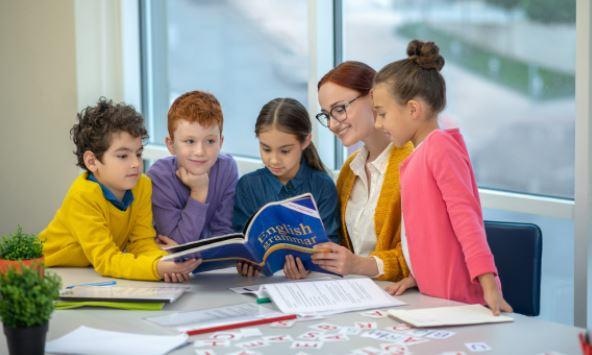 why choose english enrichment classes